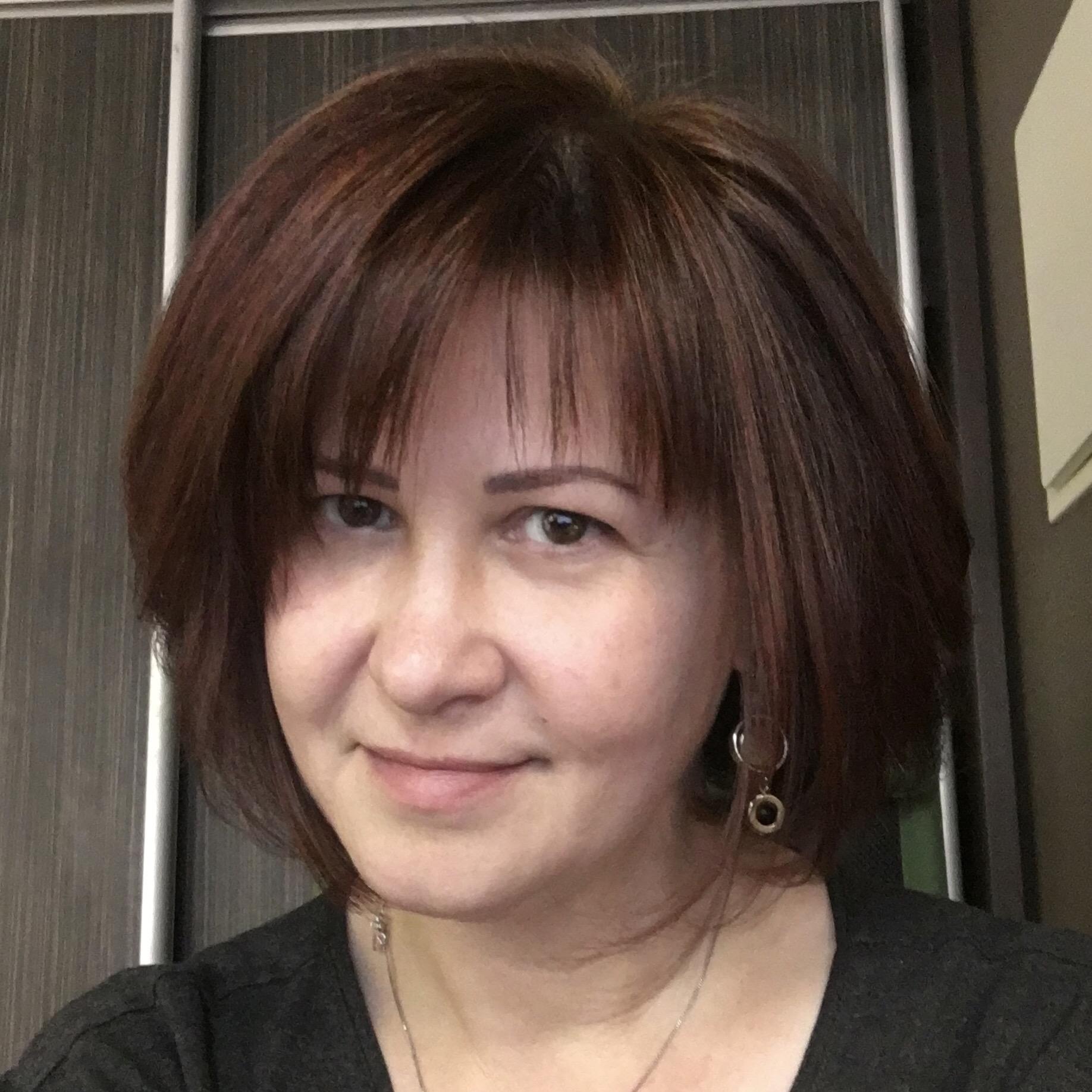 Крюкова Лариса Владимировна