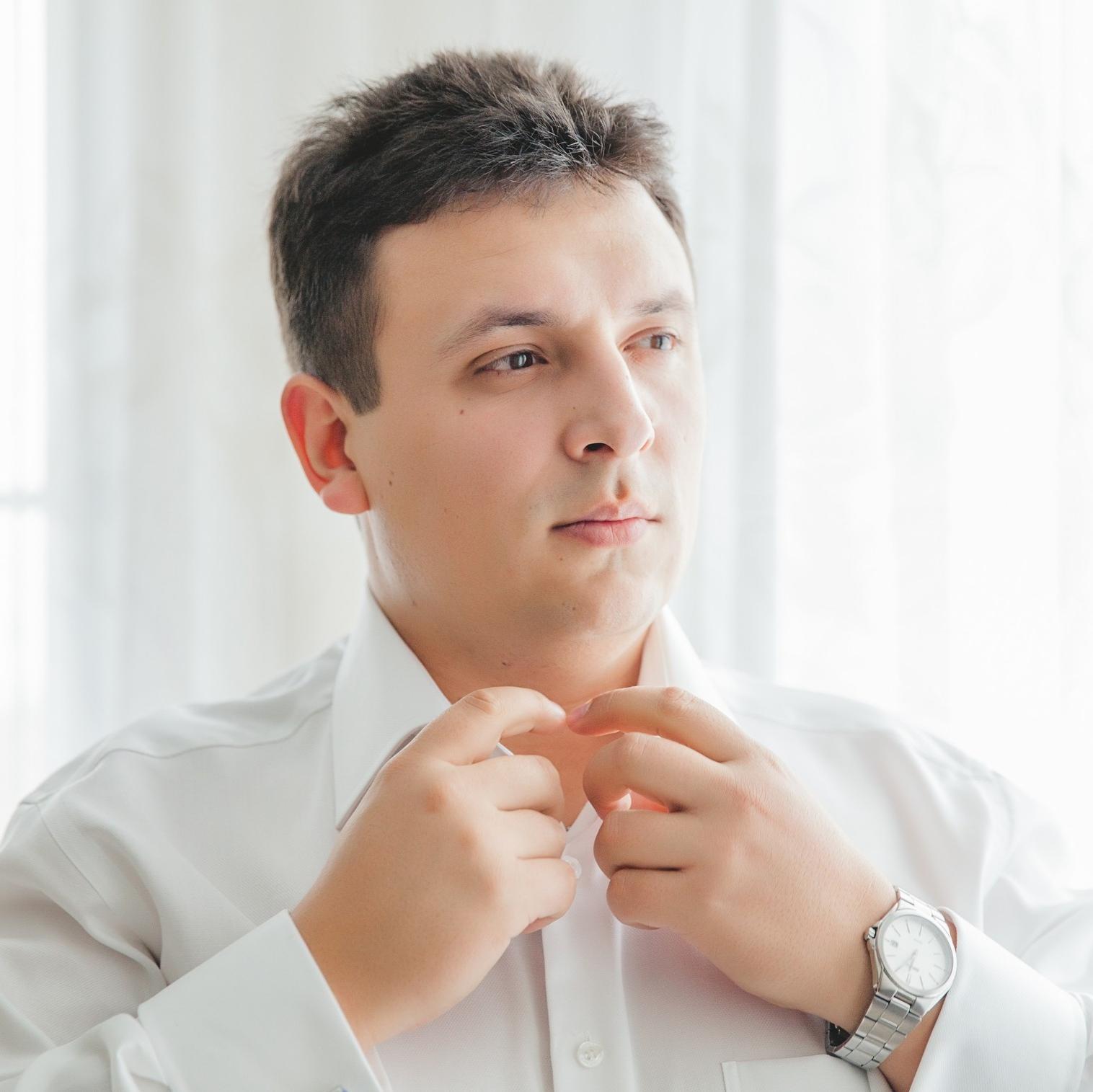 Устинов Алексей Сергеевич